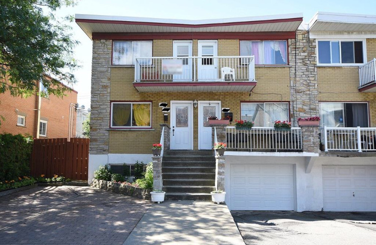 4 1/2 apartment for rent available December 1 in Lachine ...