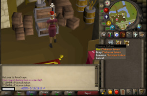 Selling Runescape Gold OSRS GP $1.10 / Mil - Meet UP's / E-Tran
