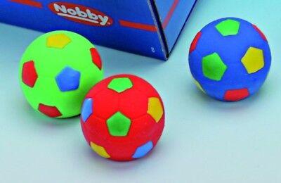 Fußball 4,6cm Latex Hundespielzeug