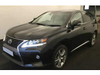 Lexus RX 450h FROM £119 PER WEEK!