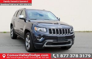 2016 Jeep Grand Cherokee Limited BACK UP CAMERA, BLUETOOTH, H...