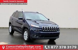 2015 Jeep Cherokee North Bluetooth, 4x4, Air Conditioning