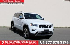2016 Jeep Grand Cherokee Limited Bluetooth, Remote Start, Pow...