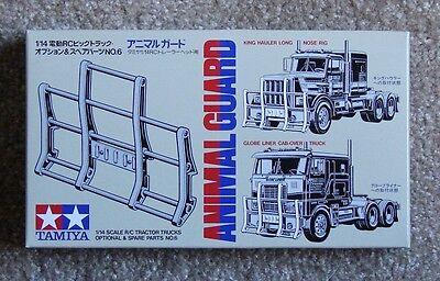 Tamiya RC Tractor Truck Animal Guard for 1:14 Scale Semi Truck Kits # 56506