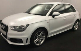 Audi A1 S Line FROM £41 PER WEEK!