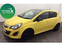 £198.83 PER MONTH - CORSA 1.3CDTI 75 E/F LTD EDITION HATCHBACK DIESEL MANUAL
