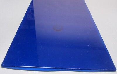 2424 Transparent Blue Acrylic Sheet 18 Thick 12 X 24 2 Units