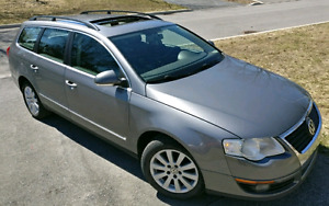 2008 Volkswagen Passat Familiale Wagon  6 vit Manuelle, Manual