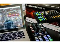 Traktor X1 Mk2 Boxed, Excellent Used Condition