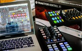 Traktor X1 Mark 2 DJ Controller Boxed Excellent Condition + New Cable
