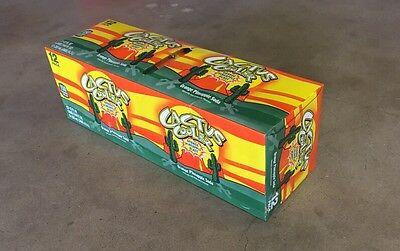 12 Pack Cactus Cooler Orange Pineapple Blast 12oz Soda Pop Pepsi Brand oz Can