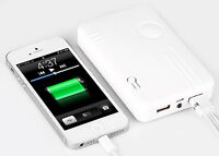 MOBILE 15000MAh POWER BANK A/C WALL CHARGER INCLUDED NEW IN BOX