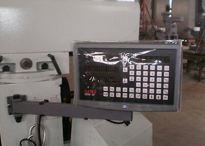 SINO 3- axis digital readout DRO kit for mill or lathe