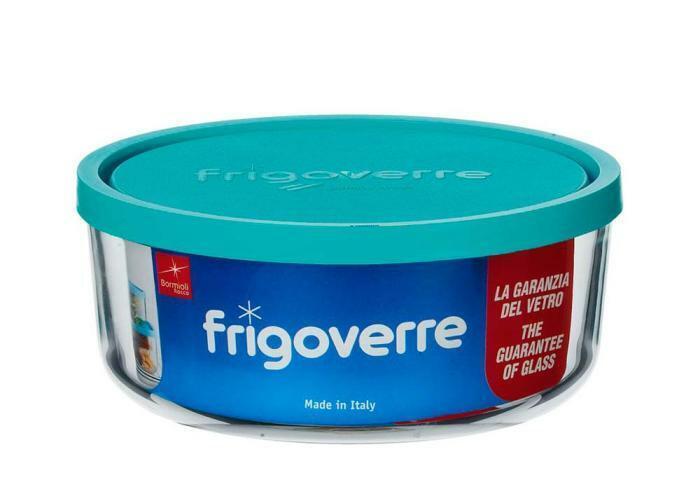 BORMIOLI-FRIGOVERRE CONTENITORE per FRIGO, FREEZER e MICROONDE in VETRO