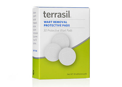 Terrasil Wart Removal Protective Pads - 2 Pack - Protects Wa