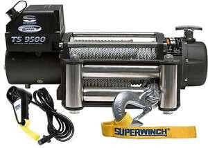 Superwinch-Tiger-Shark-9500-12v-electric-winch-4309-kg-BRAND-NEW