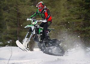 2017 Camso DTS 129 Snowbike Kit YZ SX KX CRF $52 Bi-Weekly