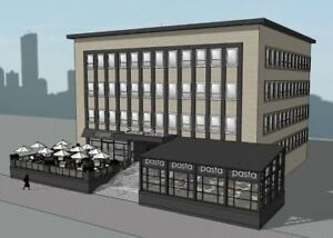 Commercial Space for Lease Directly Across New Event Center!