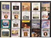 Classical Music Collection 100 CD's