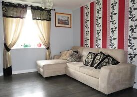 Sofa bed with storage. 4 seater