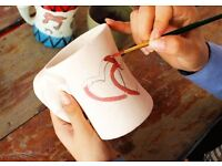 ARE YOU ARTISTIC? - GOOD WITH A PAINTBRUSH? - work from home and earn extra cash painting giftware