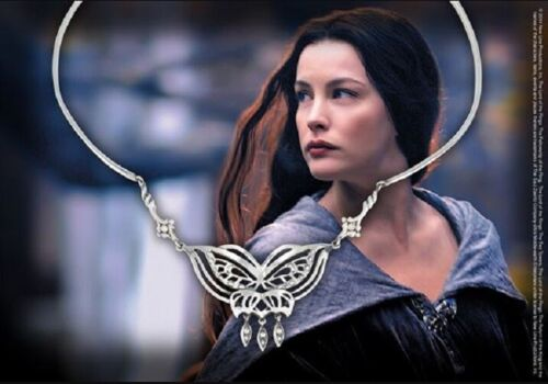 LORD OF THE RINGS The Noble Collection Noble Collection the Butterfly Necklace o