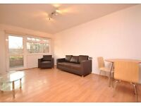 Two bedroom flat with garden, and heating and hot water bills included