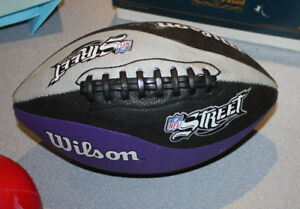 wilson street football and novelty canada football