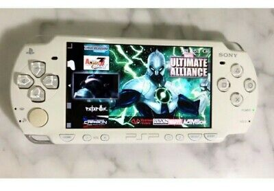 PSP 2000*LOOK*BUNDLE*WOW* GAMES*Black*