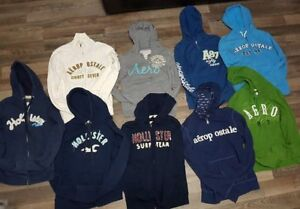 Aero and Hollister Lot