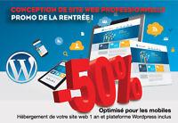 Conception de site web et Design Web, Longueuil, Site internet