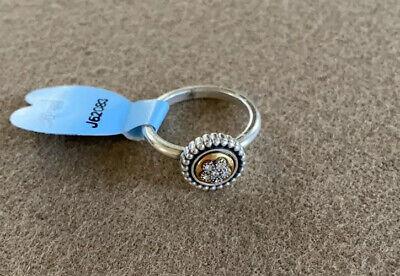 Brighton SORRENTO Ring Size 8