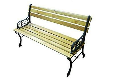 Blinky 9694010 Bench, Cast Iron/Wood