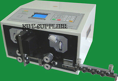 Swt508-e Computer Thick Cable Wire Peeling Stripping Cutting Machine 0.2-8mm2