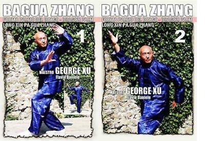 Bagua Zhang Pakua Chang George Xu Vol. 1 & 2 Xing Yi Tai Chi DVD Set Kung Fu