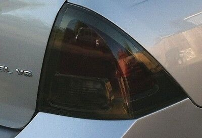 06-09 FORD FUSION SMOKE TAIL LIGHT PRECUT TINT COVER SMOKED OVERLAYS
