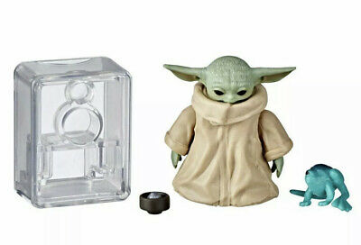 Baby Yoda Black Series Star Wars The Mandalorian Action Figure *IN STOCK