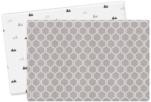 "Parklon PURE Design Cushion Mat ""Mono Raum / Mont Blanc"""