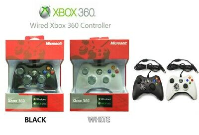 Wired USB Xbox 360 Controller Gamepad Remote