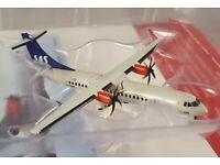 Herpa 533034-1//500 SAS Scandinavian Airlines atr-72-600 nuevo