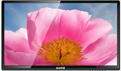 "solé 28"" (27.5"" diagonally) HD LED TV/DVD Bundle includes TV Wall Mount"
