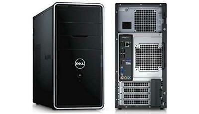 Dell Inspiron i3847-10000BK Desktop (Intel Core i5, 8 GB RAM, 1 TB