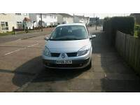 Renault scenic 1.6 petrol read add