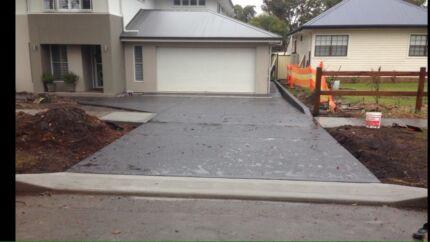 LSC Concreting