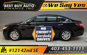 2017 Nissan Altima 2.5 S APPROVED WITH CASH BACK $$$