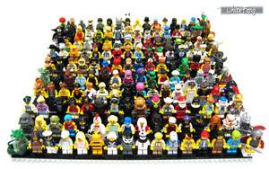 Lego Minifigure Mini Figure Collectible Series