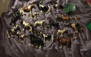 26 Figurines de collection Schleich