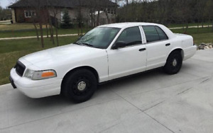 2011 Crown Victoria ***Propane & Gasoline**