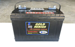 Deep Cycle Battery - Gold Series