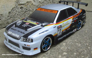New RC Car Brushless Electric 1/10 Scale 2.4G 4WD LIPO Kitchener / Waterloo Kitchener Area image 3